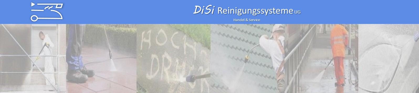 DiSi Reinigungssysteme | Hochdruckreiniger für Gewerbe und Industrie